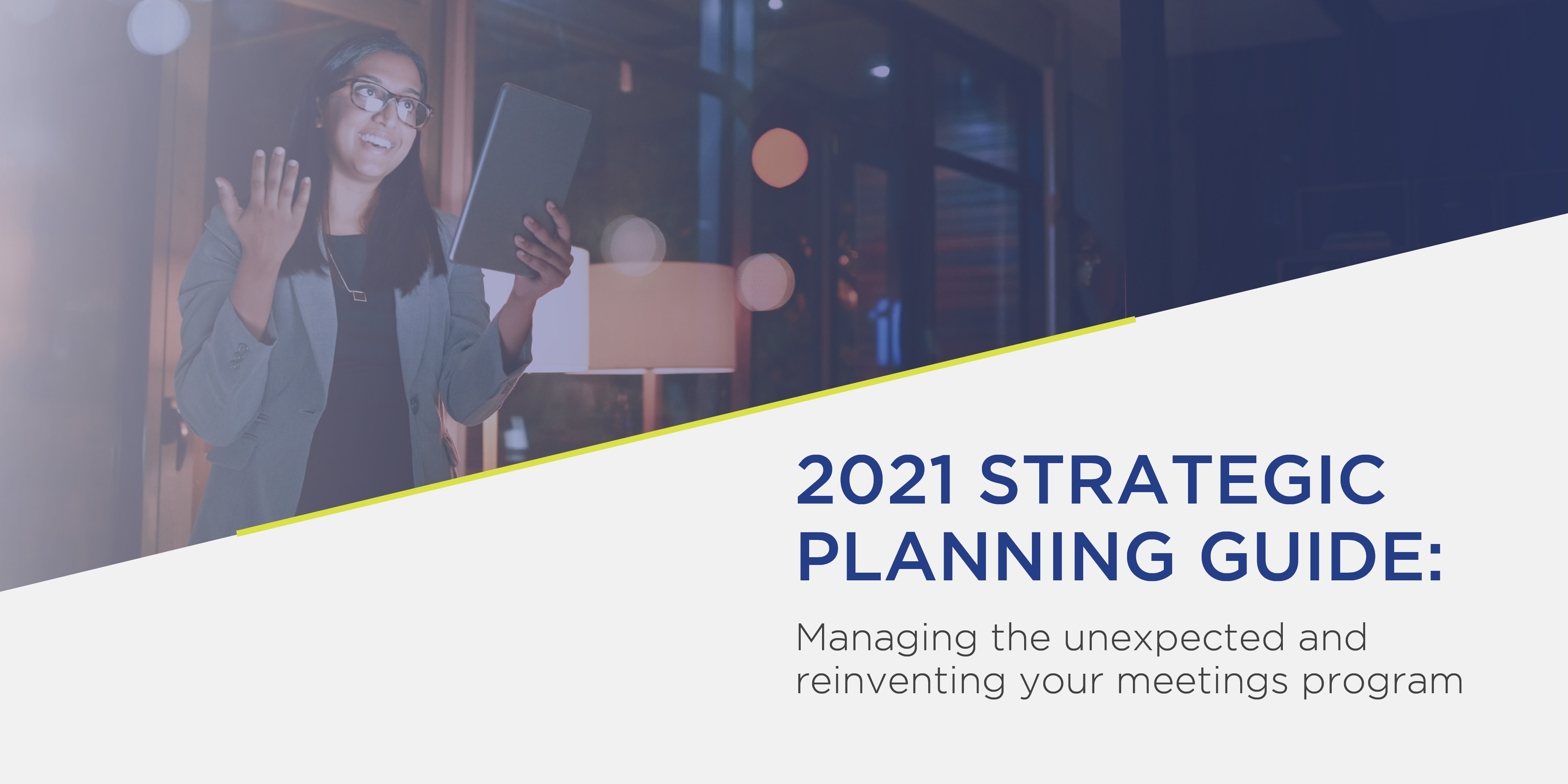 BCD Meetings & Events 2021 Strategic Planning Guide