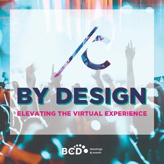 By Design digital magazine cover   The Collective brand experience agency from BCD Meetings & Events